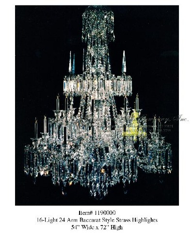 Gemini Cut Glass Company - Crystal Chandeliers, Lighting, Lanterns ...